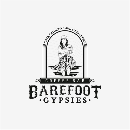 Logo for Barefoot Gypsies