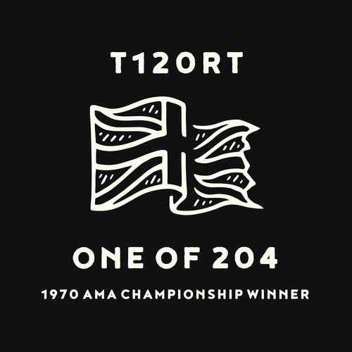 Logo Design for T120RT