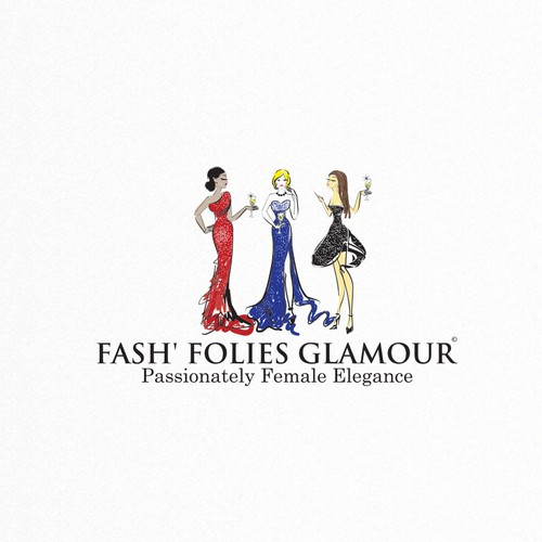 Fashion Glamour Logo