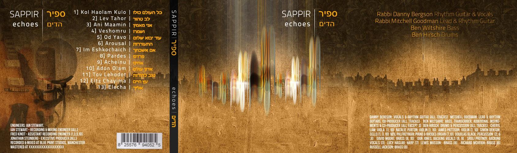 Debut Album Artistic Concept and CD Design