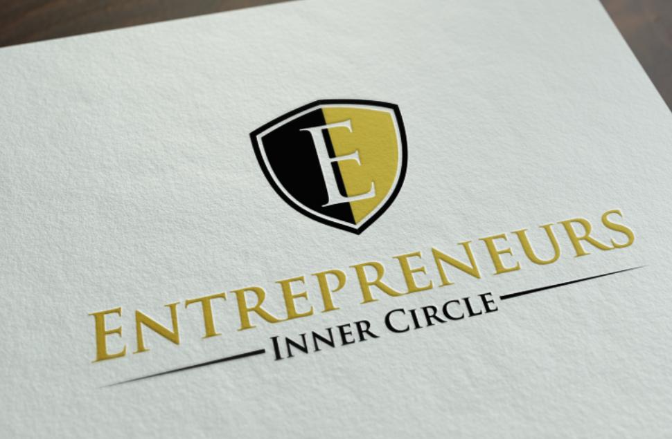 Create a capturing prestigious logo for Entrepreneurs Inner Circle