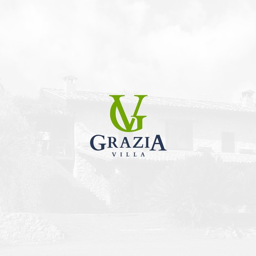 Logo Design - Grazia Villa