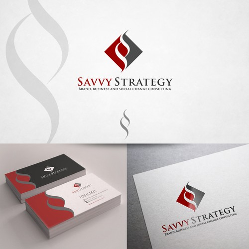 logo for Savvy Strategy
