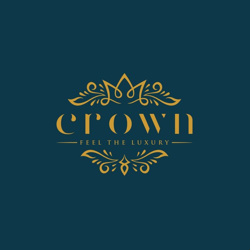 A luxury logo design for beauty brand.