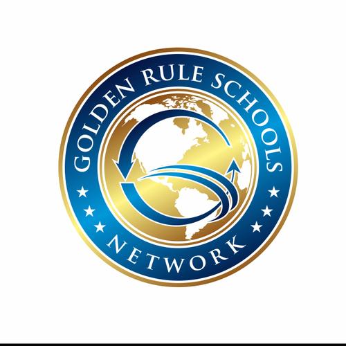 Logo emblem for Academy