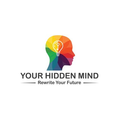 Logo for self-help brand