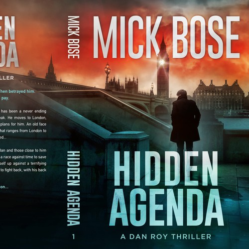 Hidden Agend - A Dan Roy Thriller