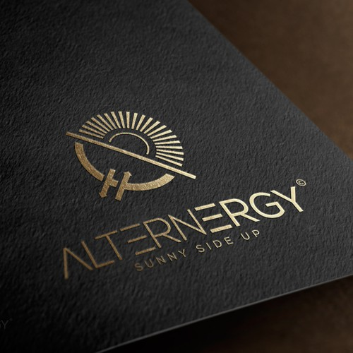 Logo for renewable energy company.