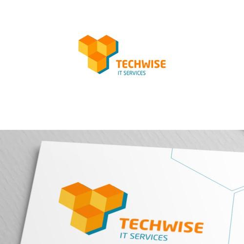 Logo for it company