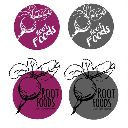 Root Food logo