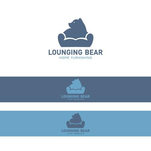 Lounging Bear