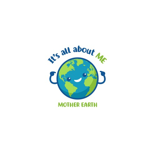 Mother Earth Logo Concept