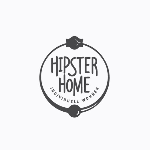 Logo for an online interior shop