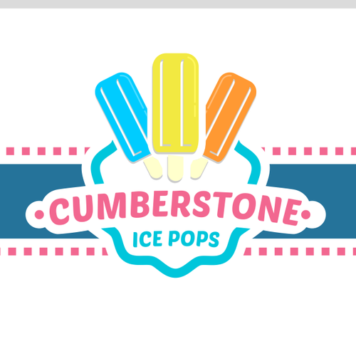 Cumberstone Ice Pops, hyper-fresh, trendy, gourmet ice pops needs your help with a new logo!
