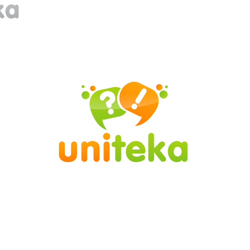 **PRIZE GUARANTEED** Uniteka needs your logo to help students around the world!
