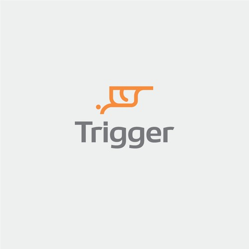 Logo for Trigger, a marketing agency