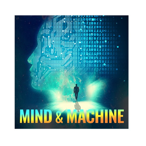 Podcast Design Concept for Mind & Machine