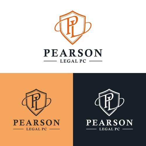 Logo Concept for Pearson Legal PC