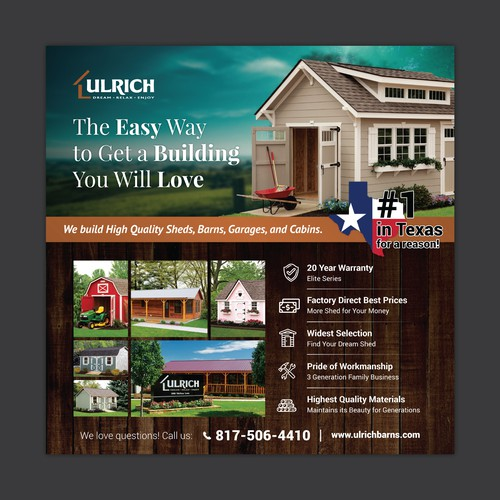 Ulrich Banner Design
