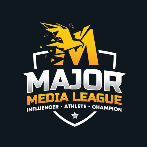 Athlete, Influencer, Champion...this logo will say it all.