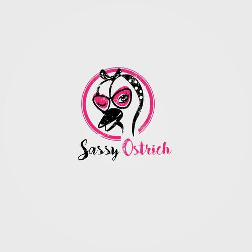 Sassy Ostrich