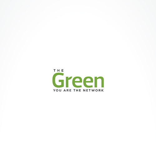Create a fantastic logo for The Green