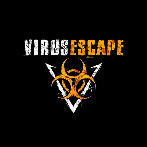 Logo design for Virus Escape