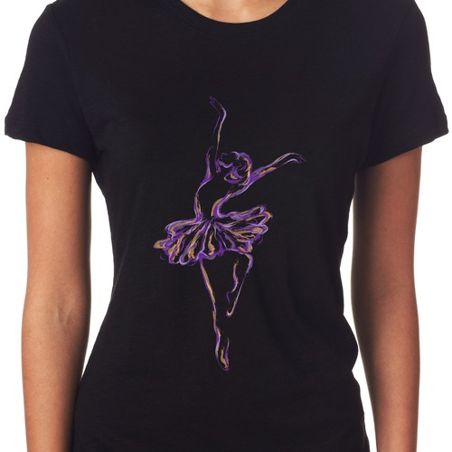 Ballet dancer Tshirt