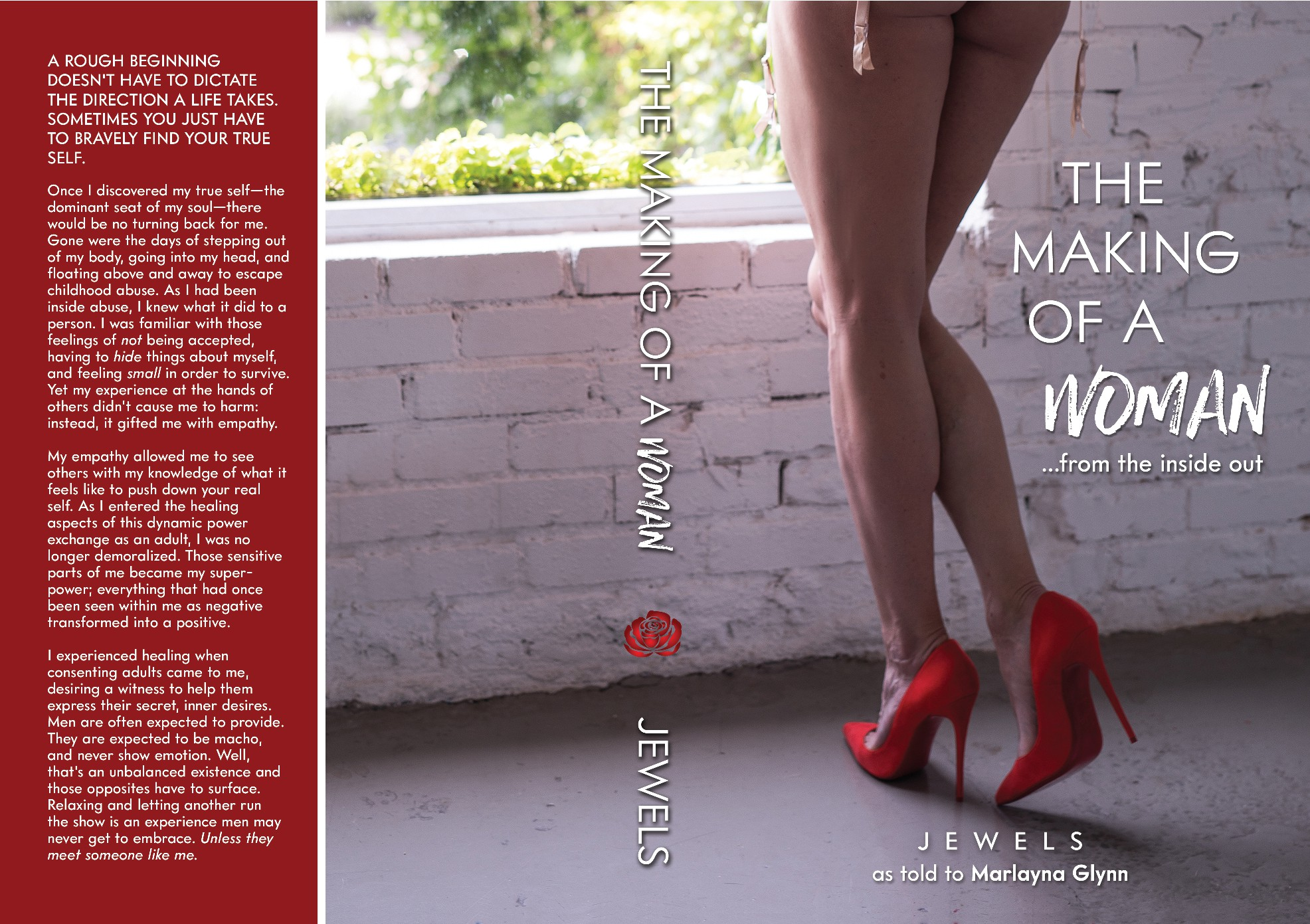 dominatrix and professional escort desires a cover