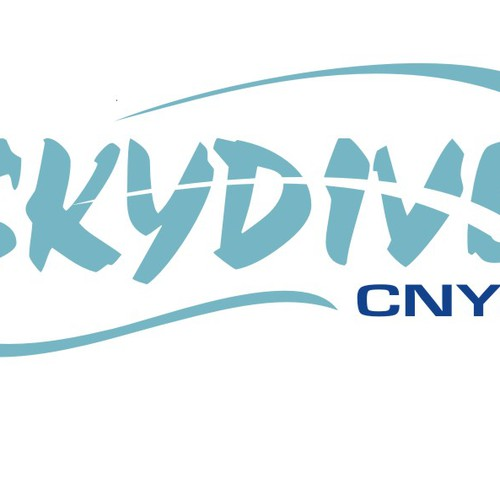 logo for Skydive Central New York   or  Skydive CNY