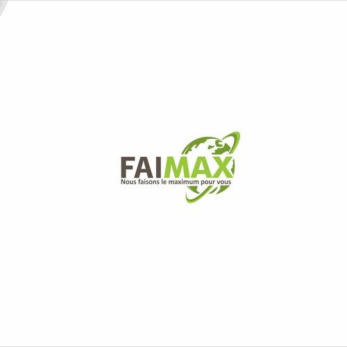 Bold logo for faimax