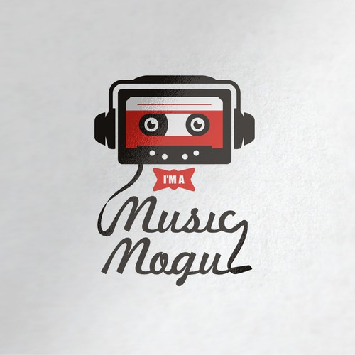 Create a logo for a social music app/website