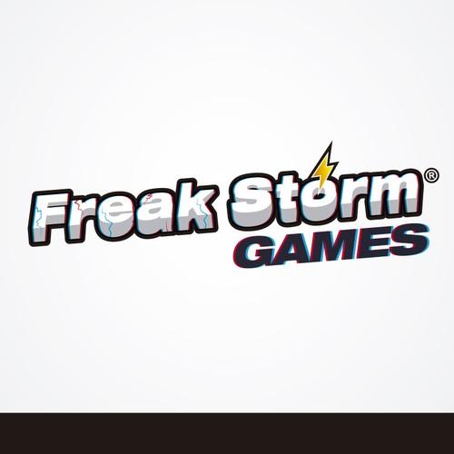 Brand design for a Games Developer