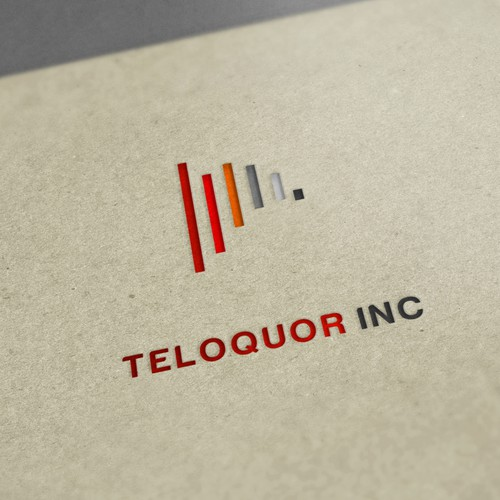 Logo for telecom/wireless start up firm.