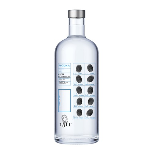vodka 1811