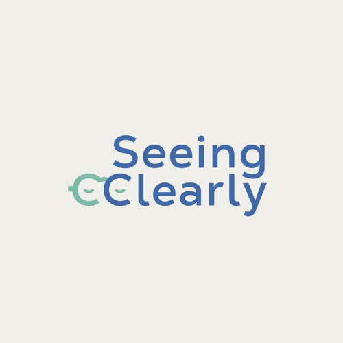 Logo proposal for Seeing Clearly