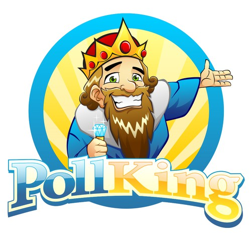 Mascot for PollKing