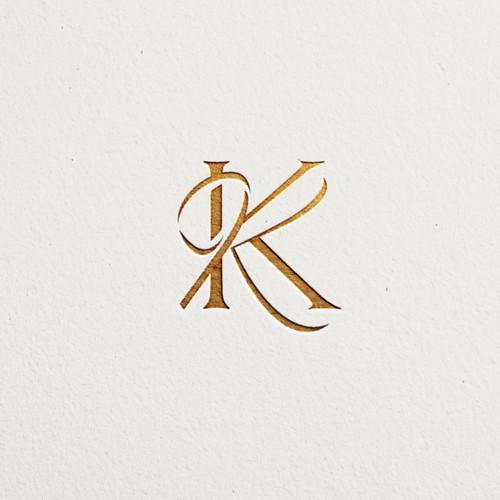 ° KK logomark °