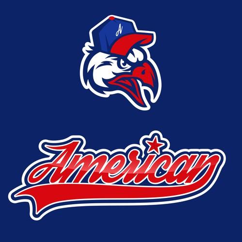 American Eagle Vintage Baseball