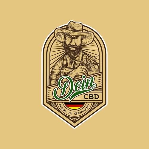 Dein CBD Logo Concept