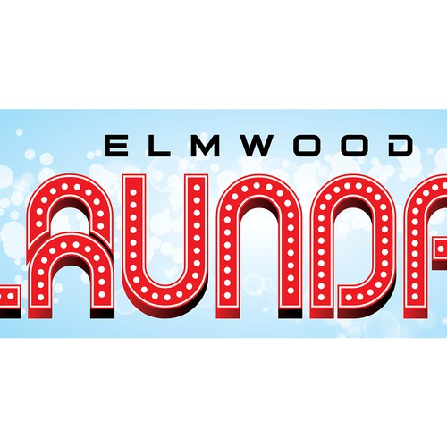 Laundromat Signage!!!