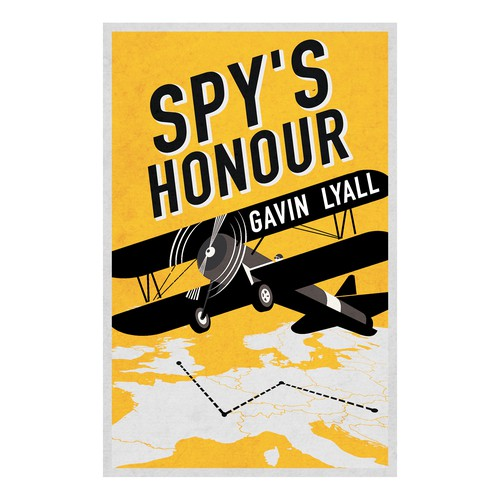 Spy-Adventure Book Cover
