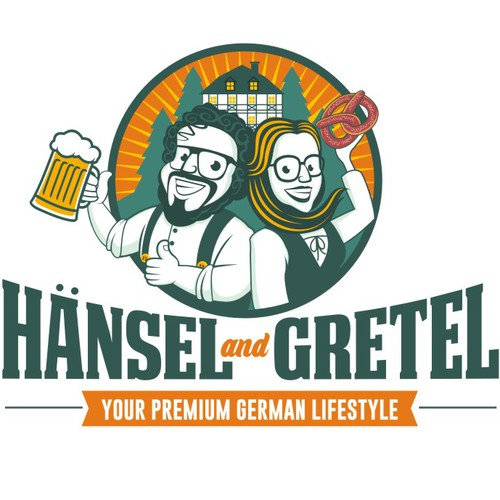 Hansel and Gretel Logo