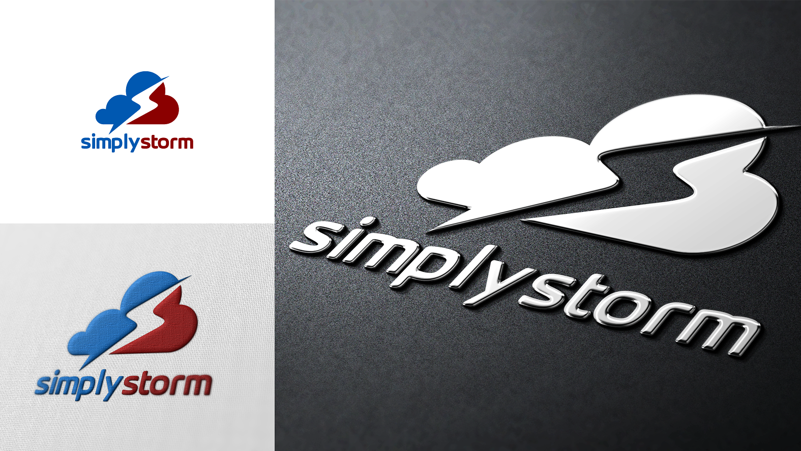 New logo wanted for Simply Storm