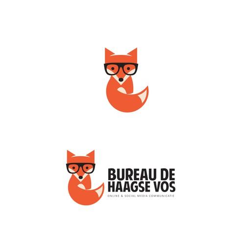 Bureau De Haagse Vos logo