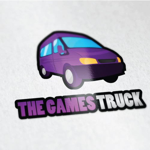 the games truck