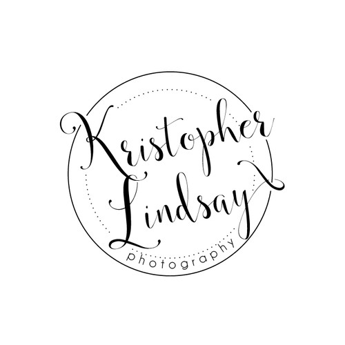 photographer calligraphy