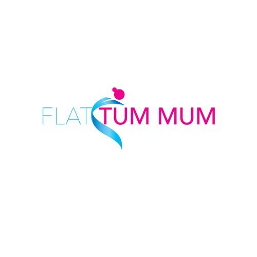 Logo concept for Flat tum mum