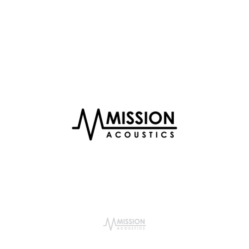 Logo needed for professional audio company, MissionAcoustics