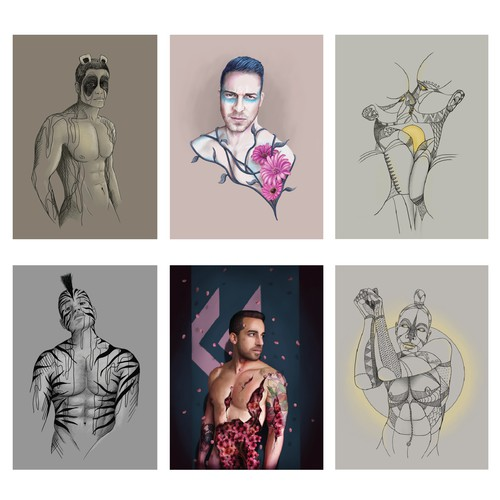 Artworks Drawing & Painting